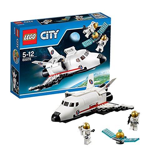 【超ポイントバック祭り】レゴ シティ スペースシャトル 60078【送料無料】