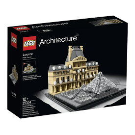 レゴ アーキテクチャー ルーブル美術館 21024
