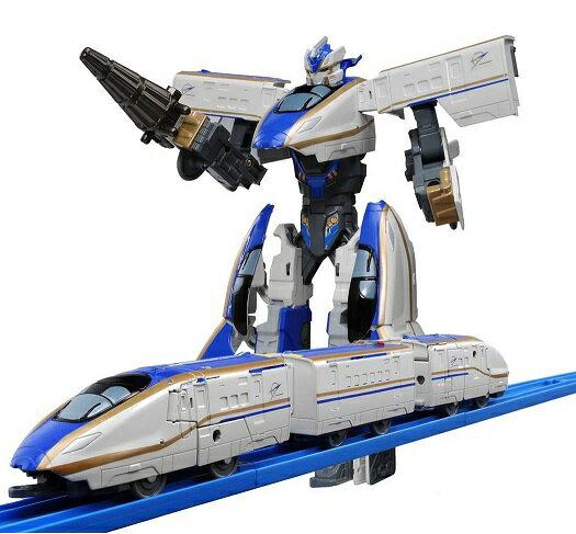 プラレール 新幹線変形ロボ シンカリオン E7かがやき【送料無料】