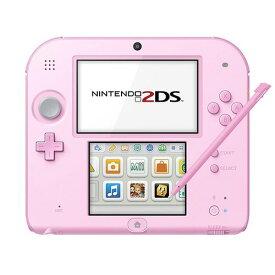 【キャッシュレス5%還元対象】ニンテンドー2DS ピンク