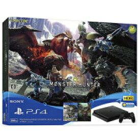 PlayStation 4 モンスターハンター MONSTER HUNTER: WORLD Value Pack