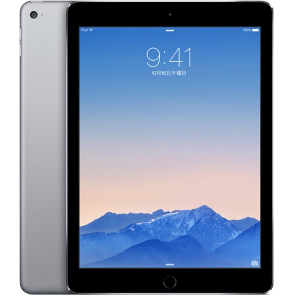 iPad Air 2 Wi-Fiモデル 64GB MGKL2J/A スペースグレイ【送料無料】