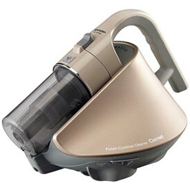 【キャッシュレス5%還元対象】シャープ ふとんクリーナー(ゴールド系)【掃除機】SHARP サイクロンふとん掃除機 Cornet(コロネ) EC-HX150-N