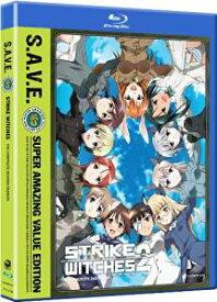ストライクウィッチーズ 第2期 S.A.V.E. 北米版 / Strike Witches: Season 2 S.A.V.E. [Blu-ray]
