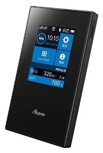 NECプラットフォームズ SIMロックフリー LTE モバイルルーター Aterm MR04LN ( デュアルSIM 対応 / microSIM ) PA-MR04LN【送料無料】