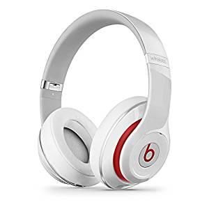 【国内正規品】Beats by Dr.Dre Studio Wireless 密閉型ワイヤレスヘッドホン ノイズキャンセリング Bluetooth対応 ホワイト MH8J2PA/A