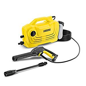 KARCHER(ケルヒャー) 高圧洗浄器 【洗剤タンク付き ・ コンパクト】 K2クラシックプラス K2CP【送料無料】