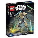 【お買い物マラソンで使えるクーポン配布中!さらにポイント2倍!】レゴ (LEGO) スター・ウォーズ ビルダブルフィギュア グリーヴァス将軍 75112