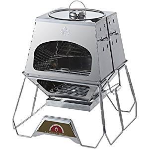 ロゴス(LOGOS) KAMADO ピザ釜 オーブン 焚火台