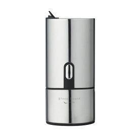 グリーンハウス ビアフォーマー 瓶ビール 専用 超音波式 専用ポーチ 付属 GH-BEERH-SV
