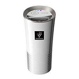 【キャッシュレス5%還元対象】デンソー 車載用空気清浄機 プラズマクラスターイオン発生機 カップタイプ ホワイト 044780-173 PCDNT-W
