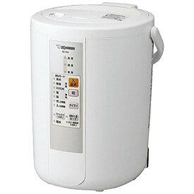 象印 加湿器 スチーム式 (木造~8畳/プレハブ洋室~13畳) ホワイト EE-RM50-WA