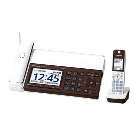 パナソニック デジタルコードレスFAX ピアノホワイト KX-PD915DL-W