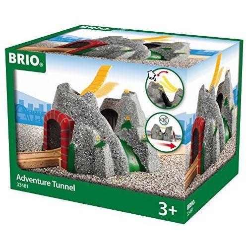 BRIO アドベンチャートンネル 33481