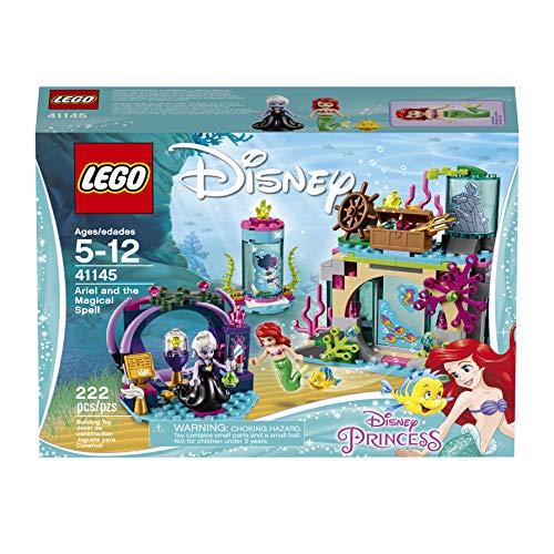 """レゴ (LEGO) ディズニー アリエル""""海の魔女アースラのおまじない%ダブルクォーテ% 41145"""