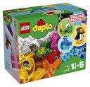 【ママ割】ポイント5倍(対象ショップ限定エントリー必要)レゴ(LEGO) デュプロ デュプロ(R)のいろいろアイデアボックス…