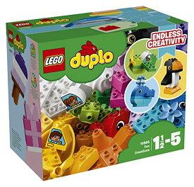 レゴ(LEGO) デュプロ デュプロ(R)のいろいろアイデアボックス 10865