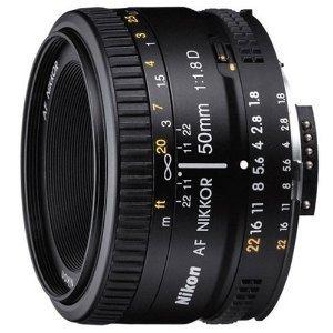Nikon Ai AF Nikkor 50mm F1.8D ニコン ニッコール カメラレンズ