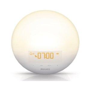 フィリップス ウェイクアップライト・ホワイト・HF3510/ Philips Wake-Up Light White  並行輸入品