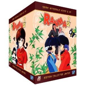 らんま1/2 コンプリート DVD-BOX (全161話, 3900分) 高橋留美子 アニメ [DVD] 輸入盤【送料無料】