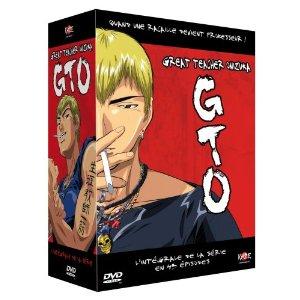 GTO コンプリート DVD-BOX (全43話, 1030分) 藤沢とおる アニメ [DVD]  輸入盤【送料無料】