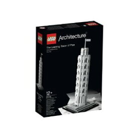 Lego レゴ アーキテクチャー ピサの斜塔 21015