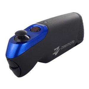 iBUFFALO Bluetooth2.1対応スマートフォン用ゲームコントローラーブルー/ブラック「ZeemoteJS1」 BSGPJS1
