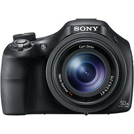 ソニー SONY デジタルカメラ DSC-HX400V 光学50倍ズーム 2040万画素 ブラックCyber-shot DSC-HX400V C