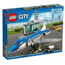 【ママ割】ポイント5倍(対象ショップ限定エントリー必要)レゴ (LEGO) シティ 空港ターミナルと旅客機 60104