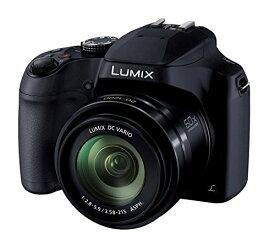 【キャッシュレス5%還元対象】パナソニック デジタルカメラ ルミックス FZ85 ブラック DC-FZ85-K