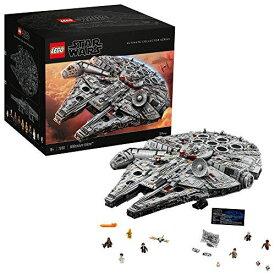 【4月15日限定 全商品ポイント3倍】レゴ (LEGO) スター・ウォーズ ミレニアム・ファルコン 75192 (アルティメット・コレクター・シリーズ)