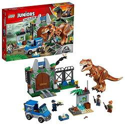 レゴ(LEGO)ジュニアT-レックスの脱走10758