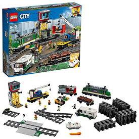 【キャッシュレス5%還元対象】レゴ(LEGO)シティ 貨物列車 60198