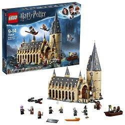 レゴ(LEGO)ハリー・ポッターホグワーツの大広間75954