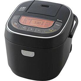 アイリスオーヤマ 炊飯器 マイコン式 10合 銘柄炊き分け機能付き RC-MC10-B