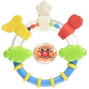 【5月1日限定 全商品ポイント3倍】ベビラボ アンパンマン NEWはじめてのはがためラトル おもちゃ 玩具 知育 遊具 勉強 知育玩具 男の子 女の子 プレゼント 誕生日 子供 こども