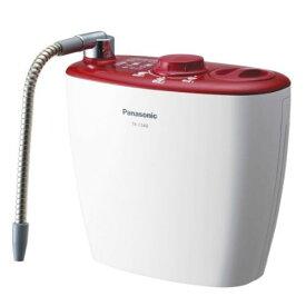 パナソニック 浄水器 据置型 チェリーレッド TK-CS40-R