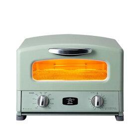 アラジン グラファイトグリル&トースター 4枚焼き AGT-G13A(G) オーブントースター トースター パン焼き オーブン シンプル パン焼き機 パン焼き器 トースト キッチン用品 キッチン家電 電子レンジ オーブン・トースター 朝食 インテリア雑貨 北欧 おしゃれ おすすめ