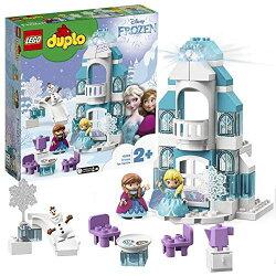 レゴ(LEGO)デュプロアナと雪の女王光る!エルサのアイスキャッスル10899