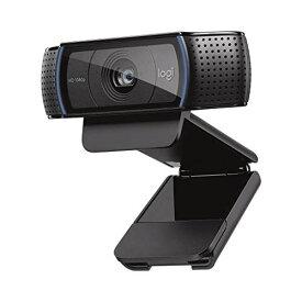 【4月15日限定 全商品ポイント3倍】ロジクール ウェブカメラ C920n ブラック フルHD 1080P ウェブカム ストリーミング 自動フォーカス ステレオマイク 国内正規品 2年間メーカー保証 ブラック