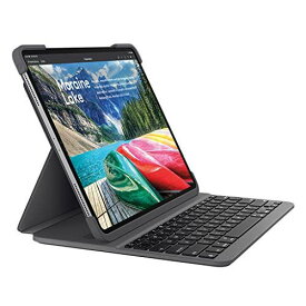 ロジクール iPad Pro 11インチ対応 キーボード iK1173 ブラック Bluetooth キーボード一体型ケース iPad Pro 11インチ対応 ブラック SLIM FOLIO PRO 国内正規品 2年間メーカー保証
