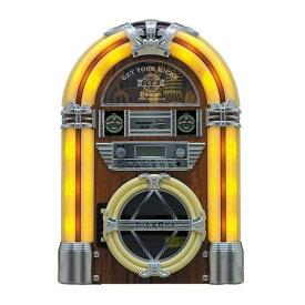 ジュークボックス型MP3・Bluetooth 対応SD/USB/CDラジオ HNB-MX2500(IV)