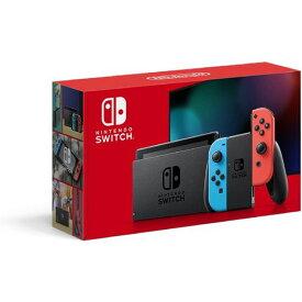 Nintendo Switch JOY-CON(L) ネオンブルー/(R) ネオンレッド【SALE】 任天堂 ニンテンドー スイッチ[-]