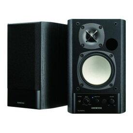ONKYO WAVIO パワードスピーカーシステム 40W+40W GX-500HD(B) ブラック
