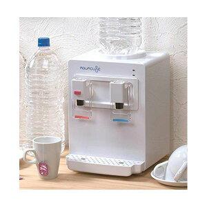 マリン 家庭用卓上型 コンパクトウォーターサーバー AQUA CUBE KI-90509 ウォーターサーバー ペットボトル 卓上 小型 コンパクト 冷水 温水 AQUACUBE アクアキューブ 新生活 家庭用 2L 2リットル 水