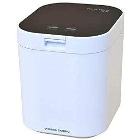 島産業 家庭用 生ごみ減量乾燥機 生ごみ処理機 パリパリキュー 1〜5人用 PPC-11-BK ブラック[-]