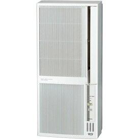 CORONA (コロナ) ウインドエアコン 冷暖房兼用タイプ シェルホワイト (4.5〜 7畳) CWH-A1821-WS[-] 窓用エアコン 冷房 暖房