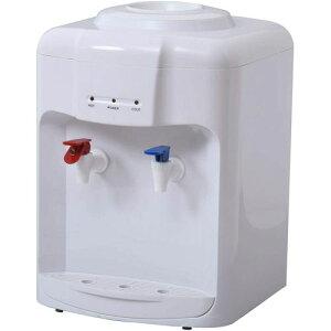 【6月20日限定 全商品ポイント3倍】山善 ウォーターサーバー 卓上 (温水/冷水 両用) (2Lペットボトル専用) 冷水機能 温水機能コンパクト YWS-2 冷温水機 業務用 家庭用 2L 2リットル オフィス 冷