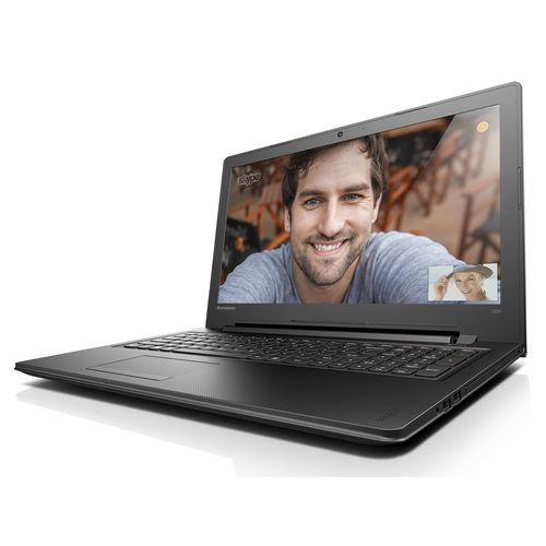 Lenovo ideapad300 80M3005EJP Windows10 Home 64bit Celeron Dual-Core 1.6GHz 4GB 500GB DVDスーパーマルチ 無線LANac/a/b/g/n webカメラ USB3.0 HDMI 15.6型液晶ノートパソコン【送料無料】