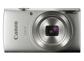 Canon キャノン コンパクトデジタルカメラ IXY イクシー 180 シルバー 光学8倍ズーム IXY180SL コンデジ
